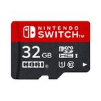 在庫あり 新品 Nintendo Switch対応 マイクロSDカード32GB for Nintendo Switch ニンテンドー スイッチ DM便送料無料