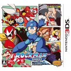 在庫あり 新品 3DS ロックマン クラシックス コレクション 初回封入特典付 DM便送料無料