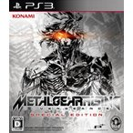 新品特価 PS3 メタルギア ライジング リベンジェンス スペシャルエディション 送料無料