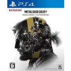 ネコポス送料無料 新品未開封 PS4 METAL GEAR SOLID V: GROUND ZEROES + THE PHANTOM PAIN