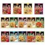 【ネコポス発送】ハチ食品 パスタソース★ たっぷりシリーズ★ 12種類から5個セット ポイント消化 815円