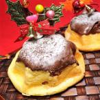 チョコカスタード クリスマス期限定販売 菓子パン
