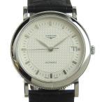 03楽市 本物 美品 LONGINES ロンジン グランドクラシック アーネストフランシロン メンズ オートマ 腕時計 L4 647 4