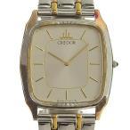 03楽市 本物 SEIKO セイコー クレドール メンズ クォーツ 腕時計 2F70-5150