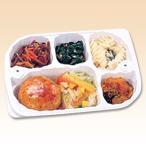 冷凍/低たんぱく ヘルシーフード いきいき御膳 きんぴら入り鶏つくね 230g
