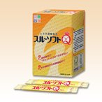 とろみ剤 スルーソフトQ スティック 3g×20包×20箱 キッセイ薬品工業