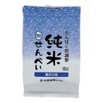 低たんぱくお菓子 木徳神糧 純米せんべい 青のり味 65g