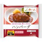 【冷凍介護食】摂食回復支援食あいーと ハンバーグ 92g