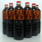 yahooショップ特価 10%OFF屋久島醤油 1L×6本セット