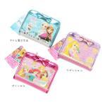 プリンセス キラキラ ウォレット SHO-BI キッズ ジュニア 折りたたみ 財布 ディズニー キャラクター グッズ プレゼント ネコポス可