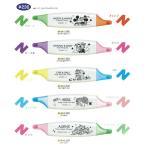 ディズニー 薄型2色蛍光ペン カミオジャパン 筆箱 文房具 筆記用具