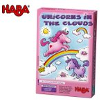 HABA 雲の上のユニコーン ハバ社 すごろく サイコロ テーブルゲーム HA303315