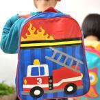 ステファンジョセフ ゴーゴーバッグ(リュック) 消防車(子供用リュック)