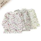 子供服 女の子 キムラタン Biquette ビケット  長袖Tシャツ 80 90 95 100 110 120 130