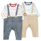子供服 セール キムラタン Piccolo ピッコロ カバーオール 70〜80cm 春物