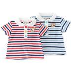 ベビー 男の子 キムラタン Piccolo ピッコロ  Tシャツ(半袖) 70 80 90