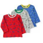 セール 子供服 女の子 男の子 キムラタン La Chiave ラ キエーベ 80 90 95 100 110 120 130 長袖Tシャツ