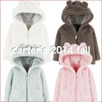 カーターズ Carter's フリースジャケット フード付き モコモコ クマ もこもこ防寒着 セール