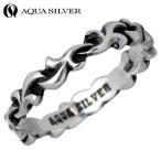 戒指 - AQUA SILVER アクアシルバー シルバー リング 指輪 メンズ レディース アラベスク