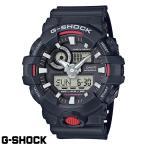 ショッピングShock G-SHOCK CASIO カシオ・Gショック 腕時計 ウォッチ GA-700-1AJF 国内正規モデル