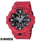 ショッピングShock G-SHOCK CASIO カシオ・Gショック 腕時計 ウォッチ GA-700-4AJF 国内正規モデル