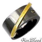 KEN BLOOD ケンブラッド キャンディデイト シルバー リング 指輪