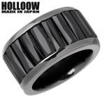 HOLLOOW ホロウ レクテングル シルバー リング 指輪