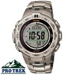 PRO TREK CASIO カシオ・プロトレック トリプルセンサーVer.3 PRW-3100T-7JF 国内正規モデル 腕時計