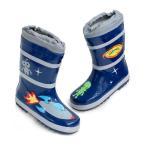 ベビーデポ提供 <small>ベビー・マタニティ・ゲーム</small>通販専門店ランキング6位 Kidorable Rainboots Space Hero キドラブル レインブーツ スペースヒーロー