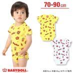 子供服 ベビー肌着(バーガー柄) SALE-新生児 ベビー ベビードール BABYDOLL-5728B