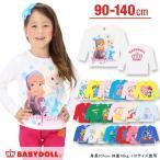 ディズニー キャラTコレクション バラエティロンT-ベビー 子供服 ベビードール BABYDOLL/DISNEY-7260B