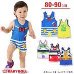 子供服 ディズニー なりきりベビー水着 SALE-雑貨 ベビー ベビードール BABYDOLL/DISNEY-7751B