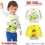 子供服 ディズニー 裾レイヤードロンT SALE-ベビー キッズ ベビードール BABYDOLL/DISNEY-8217K