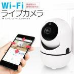 ネットワークカメラ wifi ベビーモニター ペットカメラ 見守りカメラ 監視カメラ 暗視撮影 双方向音声 HAC-2162