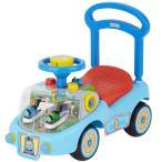 乗用GO!GO!トンネルトーマスα 乗用玩具 足けり乗用 押車