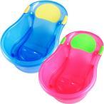 新生児用ベビーバス 赤ちゃんお風呂 幼児 沐浴用 バスタブ ベビー用品