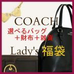 ショッピングCOACH コーチ 福袋 −選べるバッグ・財布 2点セット−さらにおまけ付き