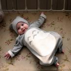ベビー子供服新生児0歳-4才トトロになっちゃおう コスチューム/コスプレ衣裳赤ちゃん海外直輸入/ベビー用品店内商品2点以上お買い上げで送料無料