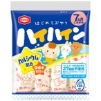 ショッピング赤ちゃん ハイハイン プレーン 53g 12個入り(1ケース) 亀田製菓 赤ちゃんのおせんべい
