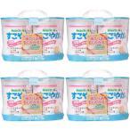 ビーンスターク すこやかM1 大缶800g×2個パック×4個(ケース販売/8個) 0ヵ月から1歳までの粉ミルク