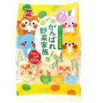 がんばれ野菜家族 (ベビーおやつ 赤ちゃんのおせんべい) 岩塚製菓