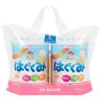 森永ドライミルク 新はぐくみ 810g×2缶パック (新生児・0ヵ月からの粉ミルク)