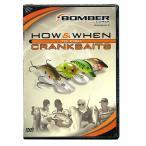 【送料無料】【DVD】BOMBER/ボーマー HOW&WHEN TO FISH CRANK BAITS