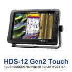 【取り寄せ商品】LOWRANCE ローランス HDS-12 Gen2 Touch タッチパネル 振動子別売り 正規品 日本語版