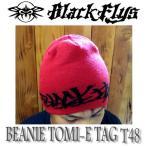 【在庫限り50%OFF】 BLACK FLYS/ブラックフライ BEANIE TOMI-E TAG T48/ニットキャップ