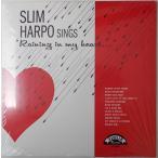 Slim Harpo スリム ハーポ/raining in my heart(LP) Pretty Kinks Kinks  Things プリティ・シングス