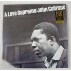 John Coltrane ジョン・コルトレーン/a love supreme 至上の愛(LP)