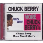 Chuck Berry チャック・ベリー/chuck berry + more chuck berry(CD)