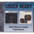 Chuck Berry チャック・ベリー/Chuck Berry in London +fresh berry's(CD)