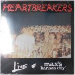 Heartbreakers ハートブレーカーズ Johnny Thunders ジョニー・サンダース/live at Max's Kansas City(LP)